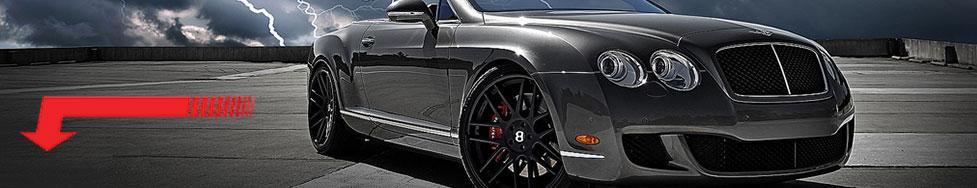 Услуги по ремонту Bentley